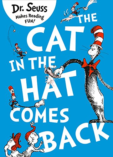 the cat in the hat comes back 感想 dr seuss 読書メーター