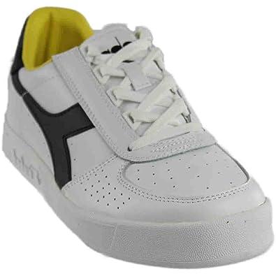 9385fa2d Diadora Mens B. Elite Casual Sneakers,