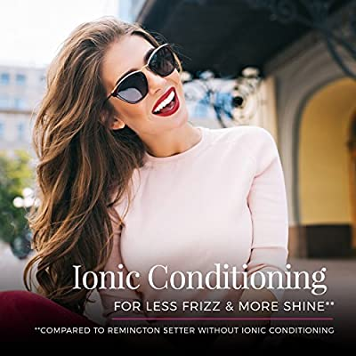 Ionic Conditioning Hair Setter