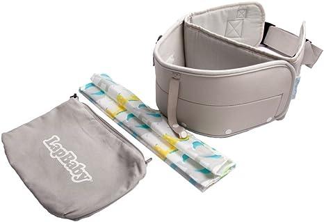 Arnés silla para cargar bebé LapBaby, manos libres, ayuda para la lactancia: Amazon.es: Bebé