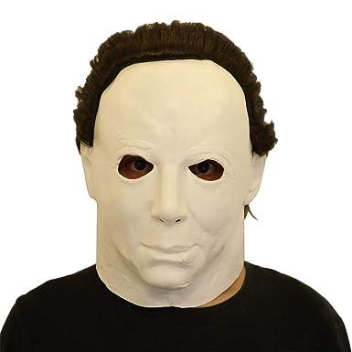 wie man kauft USA billig verkaufen große Auswahl Wawer Cosplay Michael Myers Maske Gesichtsmaske aus Latex ...