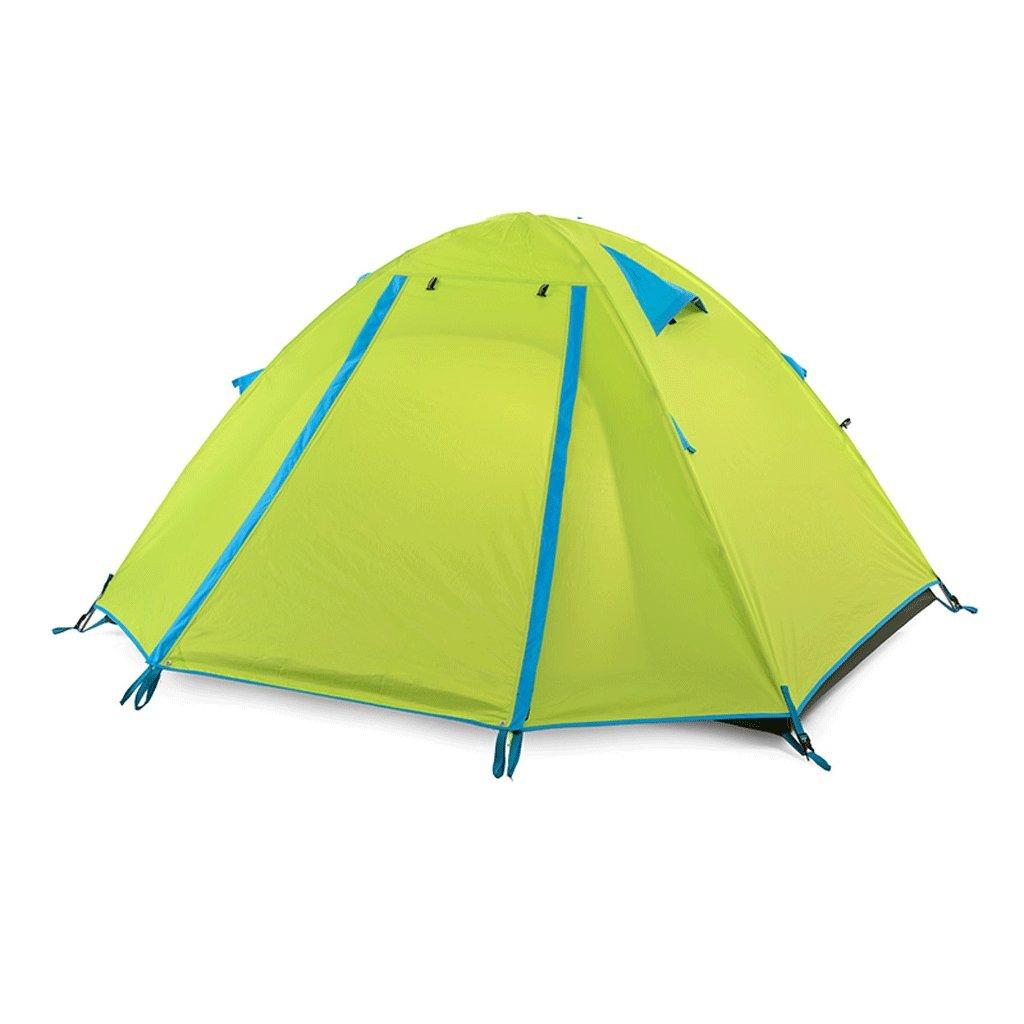 Lovely Doppeltes Zelt Im Freien, Aluminiumpfosten, der Leichtes Zelt, Foyer-Unterstützungs-System Für 4 Leute Kampiert