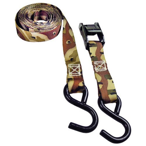 Camouflage Buckle (Keeper 85146 Desert Camouflage 16' x 1
