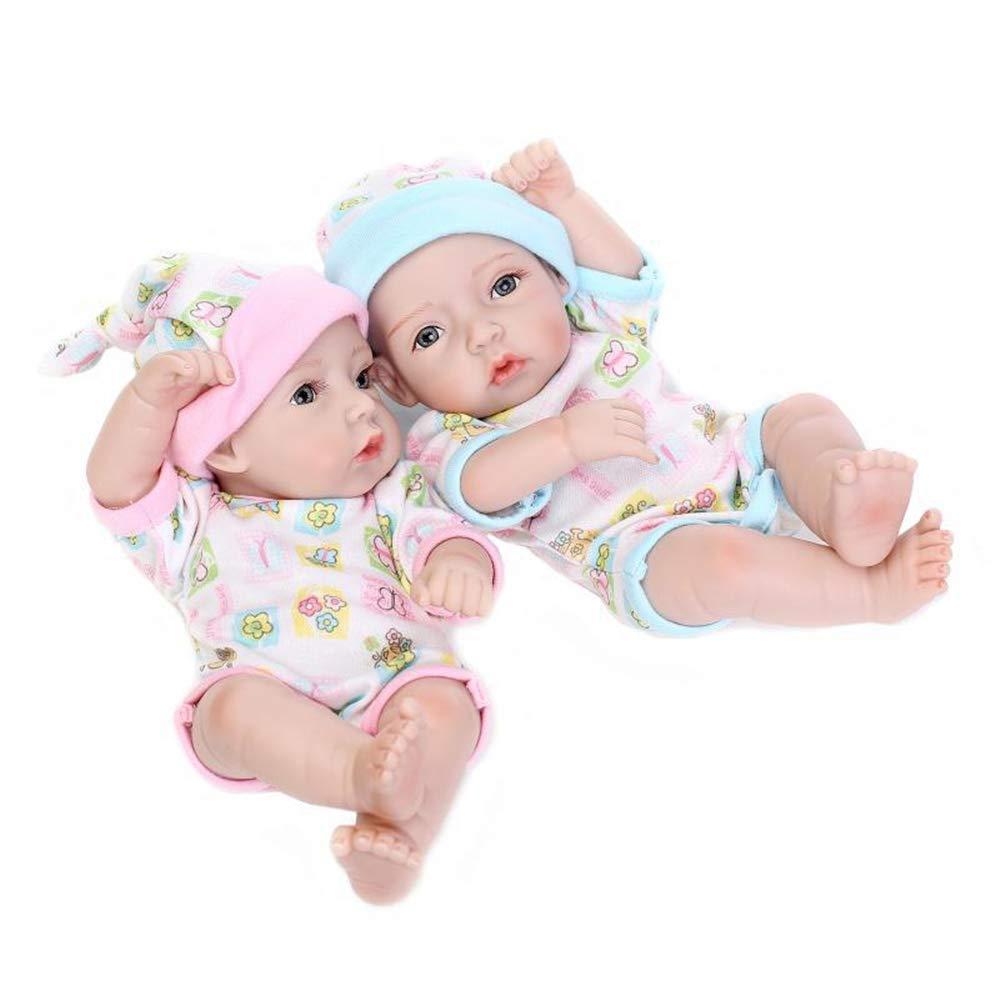 Accesorios Para Bebes Gemelos.Munecas Y Accesorios Renyaya Gemelos Mini 11reborn Bebe