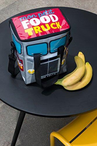 Borsa termica Lunch Gloria Food Truck–Dietro la porta