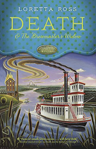 Death & the Brewmaster's Widow (An Auction Block Mystery Book 2)