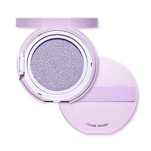 14g Four - Etude House Any Cushion Color Corrector SPF 34 PA++ 14g (#Lavender)