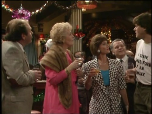 The Angling Club Christmas Party Father Ted Christmas Episode
