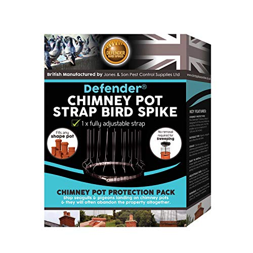 Chimney Cowl Crow Guard Bird Guard Heavy Duty Hot Dipped Galvanised for maximum