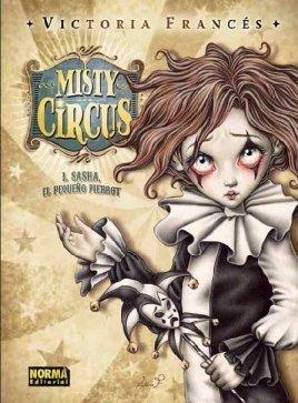 Descargar Libro Misty Circus 1. Sasha, El Pequeño Pierrot Victoria Francés