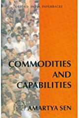 Commodities and Capabilities Perfect Paperback