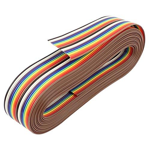 uxcell%C2%AE 3 66M Rainbow Ribbon Arduino