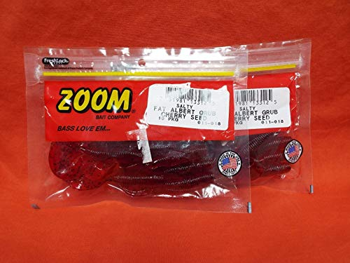 Zoom Super Salt Plus Fat Cherry Seed 10 Pack