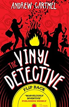 The Vinyl Detective - Flip Back - Kindle edition by Andrew