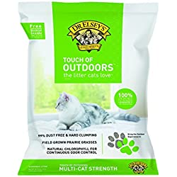 Dr. Elsey's Precious Cat Touch of Outdoors Litter Bag, 40 lb
