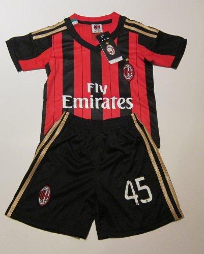 New Ac Milan Balotelli No 45 Football So Buy Online In Brunei At Desertcart