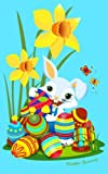 img - for Easter Bunny Kids Notebook: Easter Gifts & Presents for Kids / Children   Non Chocolate ( Ruled Notebook with White Rabbit, Butterfly, Ladybird, Bug, ... & Eggs ) (Kids 'n' Teens Stationery) book / textbook / text book