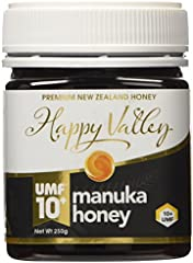 Happy Valley UMF 10+ Manuka Honey, 250g (8.8oz)