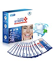 Teeth Whitening Strips, XPREEN Flash Teeth Whiteners Professional whitestrips Kit- Pack of 28- No Need for Powder or Gel