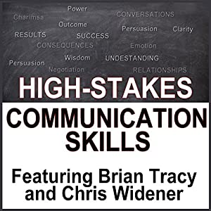 High Stake Communication Skills Speech