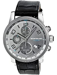 Timewalker ChronoVoyager UTC Automatic Mens Watch 107339. MONTBLANC