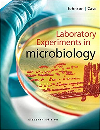 Laboratory experiments in microbiology 11th edition ted r laboratory experiments in microbiology 11th edition 11th edition fandeluxe Image collections