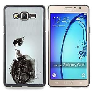 """Planetar ( Diseño Arte Mujer Sexy Moda"""" ) Samsung Galaxy On7 O7 Fundas Cover Cubre Hard Case Cover"""