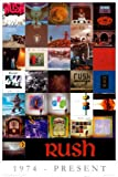 Rush Discography Poster Print, 24x36 Poster Print, 24x36