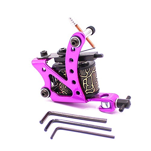 ZHLEI High-End V-Type Tattoo Machine Fog Cutting Secant Tattoo (Mass Fog Machine)
