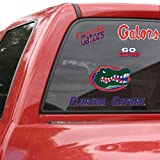 Florida Gators Official NCAA 11 inch x 17 inch MultiUse Car Decal by Wincraft 024336