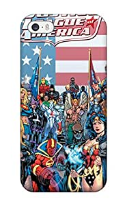 Justice League Feeling Iphone 5/5s On Your Style Birthday Gift Cover Case