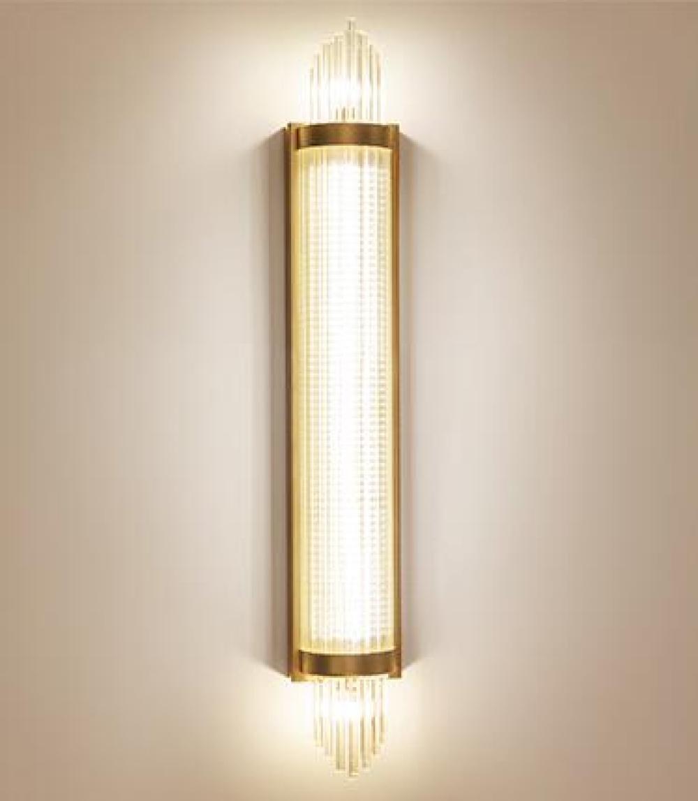 Moderne LED-Wandleuchte Spiegel-Badezimmerwandleuchte Schönheitslicht Ziehen Sie Für Beleuchtung Beschlagfreie Edelstahl- Und Kristallwandlampe An,Small