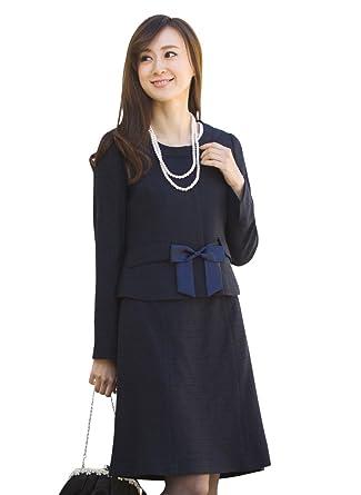 499f837170 Amazon.co.jp: ストランドパレスツイードスーツスカート付3点セット 卒業式・入学式 スーツ ママ 母親 ママスーツ 母 おしゃれ 30代/40代  スーツ3点セット レディース ...