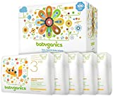 Babyganics Diapers & Wipes Bundle - Size 3