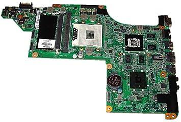 HP 630981-001 Placa base refacción para notebook - Componente para ordenador portátil (Placa base, Pavilion DV7-5000, DV7-4280US, DV7-4287CL): Amazon.es: ...