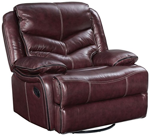 074892 Denali Recliner, Brown ()