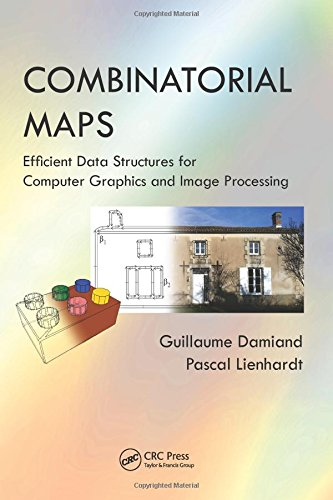Combinatorial Maps: Efficient Data Structures for Computer Graphics and Image Processing