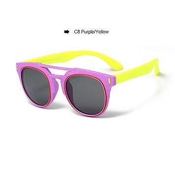 Gafas De Sol Moda Niños Gafas De Sol Polarizadas Doble ...