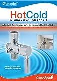 Brondell Hot/Cold Bidet Mixing Valve Upgrade Kit