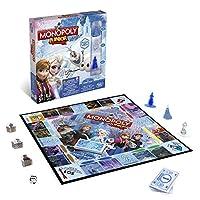 Hasbro Spiele B2247100 - Disney Die Eiskönigin - Monopoly Junior, Spiel