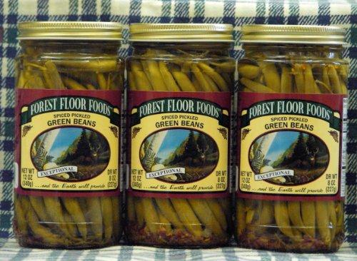Pickled Green Beans - 6
