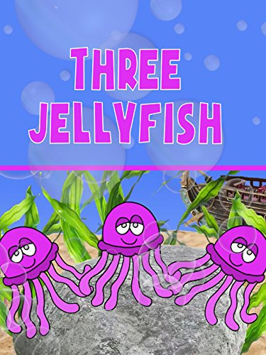 Three Jellyfish (Jellyfish Video)