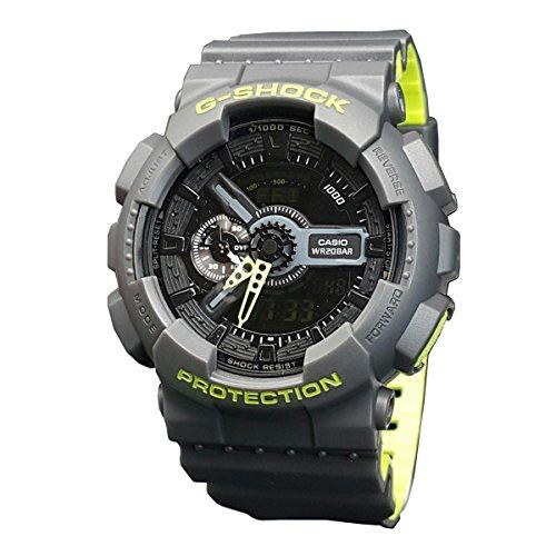 G-Shock Men's GA-110LN Gray Watch