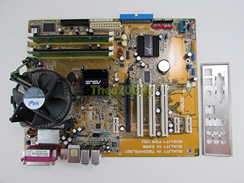 NEW DRIVER: ASUS P5GD2-X CHIPSET
