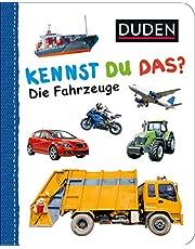 Duden 12+: Kennst du das? Die Fahrzeuge: an 12 Monaten: 3
