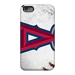 Case8888 Apple Iphone 6s Perfect Hard Phone Cover Unique Design Realistic Los Angeles Angels Skin [TAg195PKoM]
