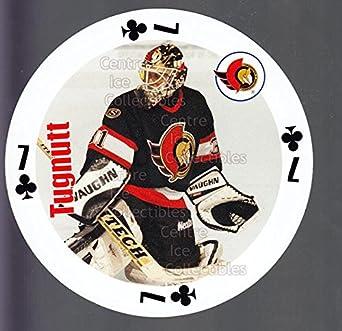 Amazon.com  (CI) Ron Tugnutt Hockey Card 1998-99 NHL Aces Playing ... cd8e8b059
