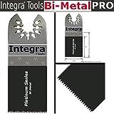 INTEGRA 24pc Mix Saw Tile Grout Wood Bi-metal