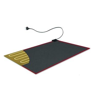 Turbo Beheizbare Teppich-Unterlage 30°C 140x200cm Unter-Teppich Fußmatte TS44
