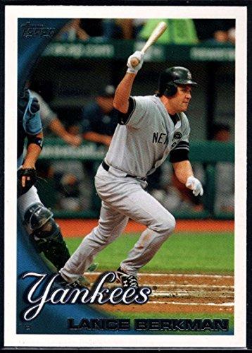 Baseball MLB 2010 Topps Update #US-88 Lance Berkman Yankees